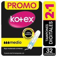 Pack-2x1-tampones-Kotex-medio-16-un.
