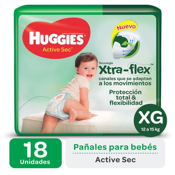 Pañal-Huggies-active-sec-mega-XG-18-un.