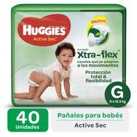 Pañal-HUGGIES-Active-sec-uLrap-talle-g-40-un