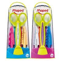 Set-MAPED-1-tijera---5-cuchillas-diferentes-cortes