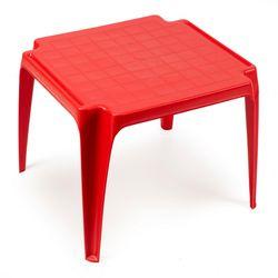 Mesa-baby-roja