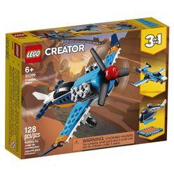LEGO---Creator-avion-de-helice
