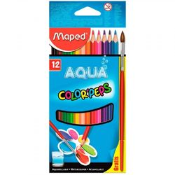 Lapices-de-colores-MAPED-acuarelables-12unidades
