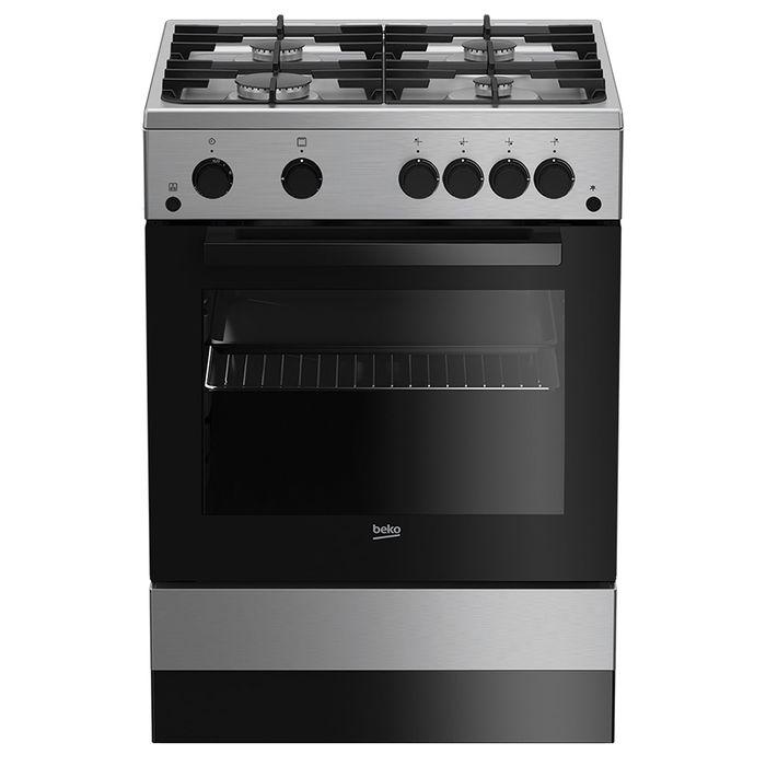 Cocina-BEKO-Mod.-FSGT-62130-gas-4-hornallas