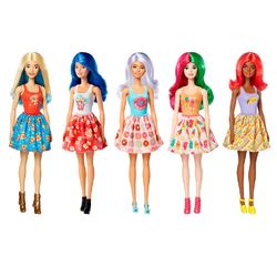 Barbie-color-reveal-surtido-de-comidas