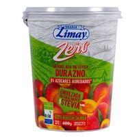 Mermeladas-LIMAY-zero--durazno-pote-400-g