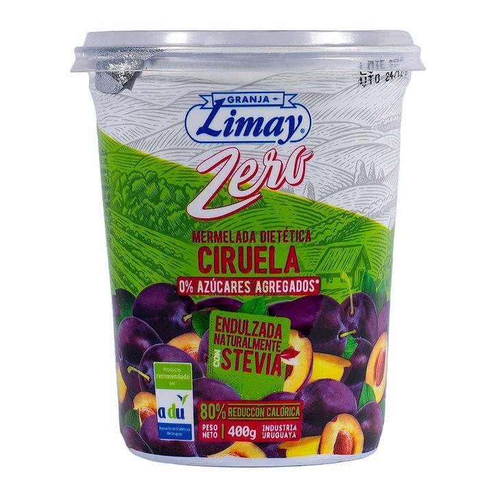 Mermeladas-LIMAY-zero-ciruela-pote-400-g