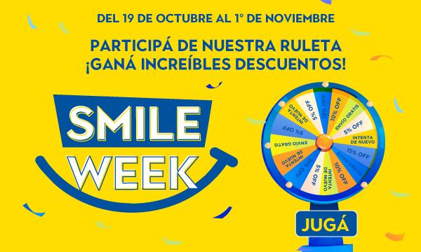 SMILE WEEK-------------------------------------------------m-ruleta