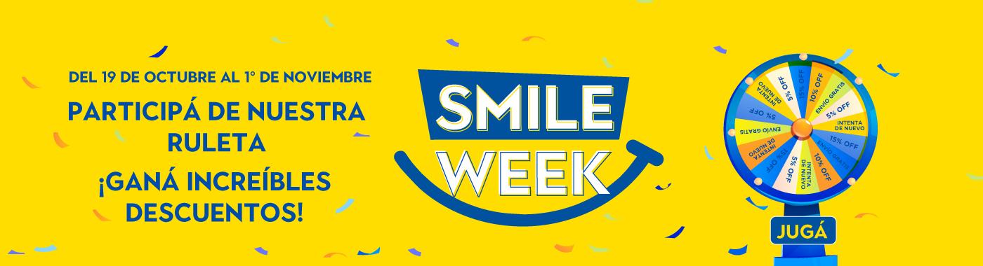 SMILE WEEK----------------------------------------------d-ruleta