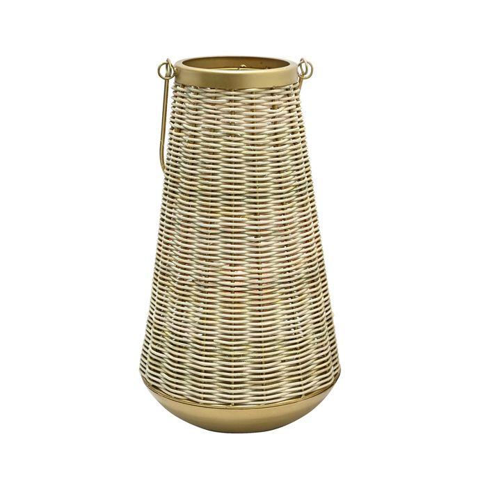 Fanal-en-rattan-41-cm-dorado-mate