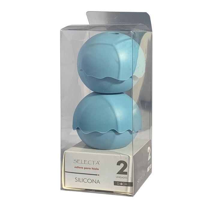 Esfera-para-hielo-silicona-celeste-x2-d6.5cm