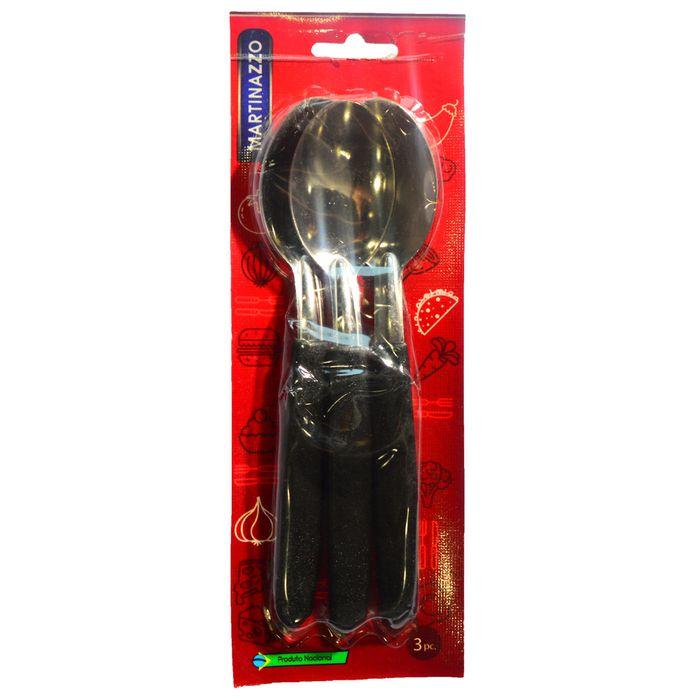 Set-x3-cucharas-acero-inoxidable-mango-negro