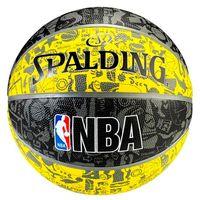Pelota-basquet-NBA-Graffiti