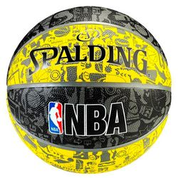 Pelota-basquet-NBA-Graffiti