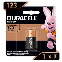 Pila-DURACELL-Lithium-DL-123-3V-x1