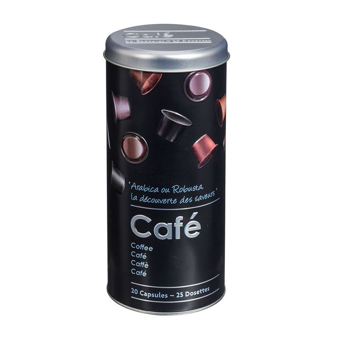 Frasco-metal-cilindrico-con-tapa-capsulas-cafe