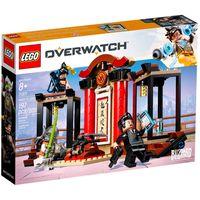 LEGO---Overwatch-hanzo-vs-genji