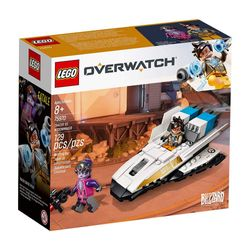 LEGO---Overwatch-Tracer-vs-Widowmaker