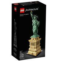 LEGO--Arquitectura-estatua-de-Libertad