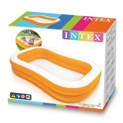 Piscina-rectangular-naranja-229x147x46-cm