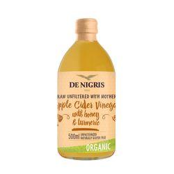 Vinagre-de-sidra-de-manzana-con-miel-y-curcuma-DE-NIGRIS