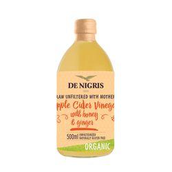 Vinagre-de-sidra-de-manzana-con-miel-y-jengibre-DE-NIGRIS