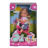 Evi-con-bicicleta