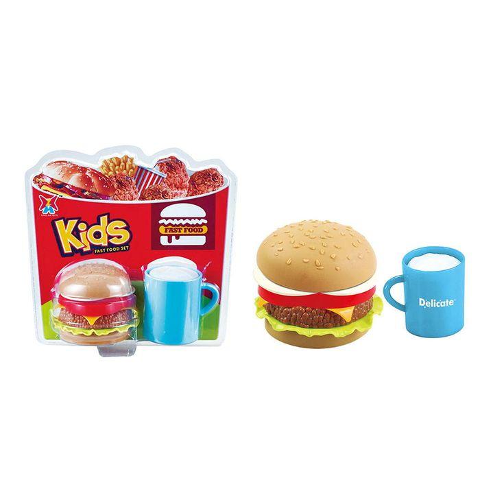 Set-comida-rapida-hamburguesa