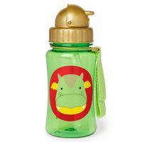 Botella-con-sorbo-para-bebe-SKIP-HOP-verde