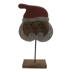 Talla-en-madera-papa-Noel-40-cm