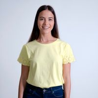 Camiseta-manga-corta-frunce