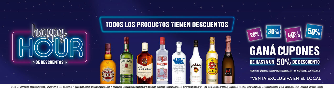 HAPPY HOUR----------------------------------------------------------------------------------------d-coleccion