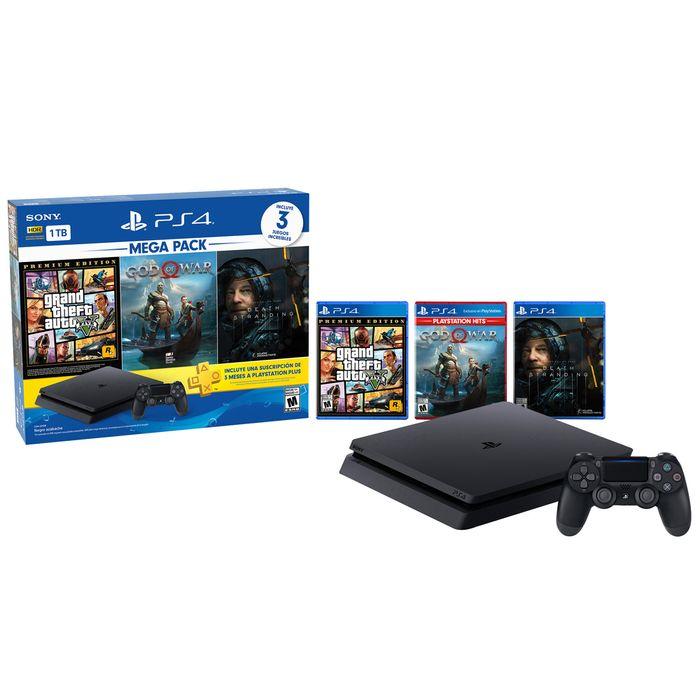 Consola-PS4-Mod.-BUNDLE-1TB-MEGA13---3-Juegos-de-regalo