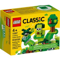 LEGO---Bricks-creativos-verdes-60-piezas