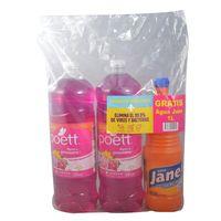 Pack-x2-un.-limpiador-liquido-POETT-1.8-L---Agua-JANE-1-L