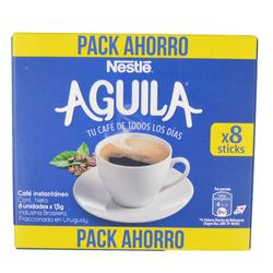 Cafe-instantaneo-AGUILA-8-sticks
