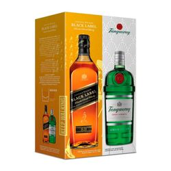 Whisky-escoces-JOHNNIE-WALKER-negro---gin-TANQUERAY
