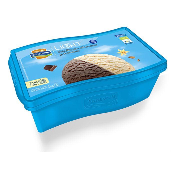 Helado-CONAPROLE-mixto-light-crema-con-trozos-de-almendras-y-chocolate-2-L
