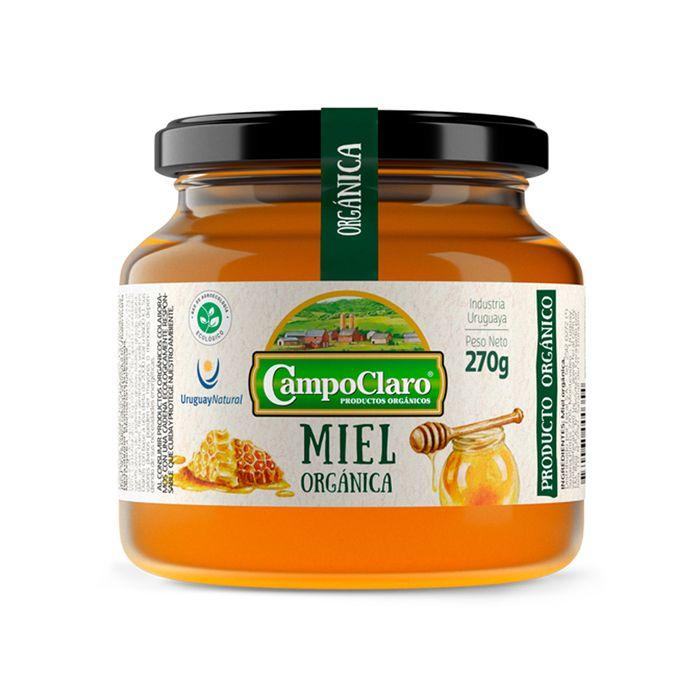 Miel-Organica-CAMPO-CLARO-300-g
