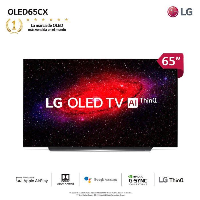 Smart-TV-LG-65---UHD-Mod.-OLED65CX