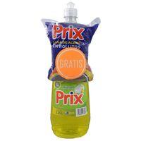 Pack-detergente-liquido-lavavajilla-PRIX-1.25-L---esponja-lana-acero
