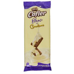 Chocolate-COFLER-blanco-con-chocolinas-140-g