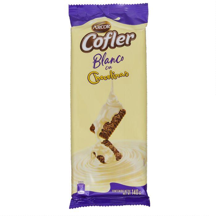 Chocolate-COFLER-blanco-con-chocolinas-140-g