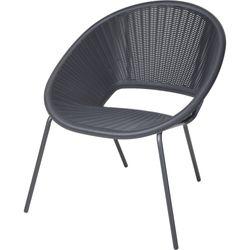 Silla-Cordon-gris-Moderna