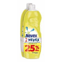 Pack-x-2-detergente-lavavajilla-NEVEX-ultra-500-cc-con-25--dto