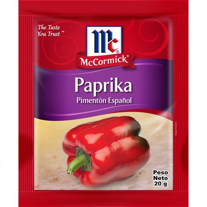 Paprika-McCormick-20-g
