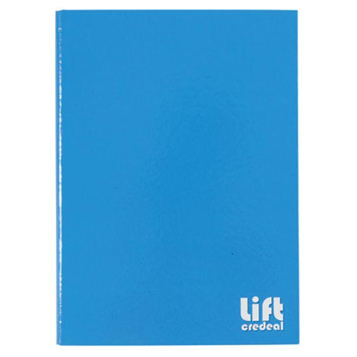 Cuadernola-cosida-LIFT-96-hojas-tapa-dura-lisa-azul
