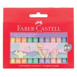 Plasticina-FABER-12-colores-pastel