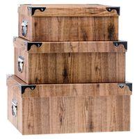 Set-de-3-cajas-de-carton-diseño-madera