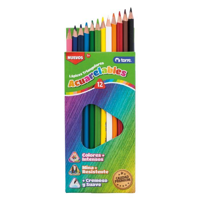 Lapices-de-colores-TORRE-acuarelables-12-un.